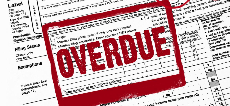 IRS Tax Penalties & Interest Ohio