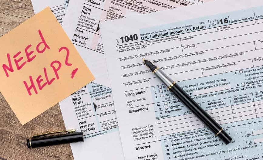IRS Tax Help Ohio